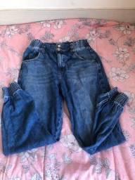 Calça jeans tamanho 38 Renner