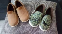2 sapatos