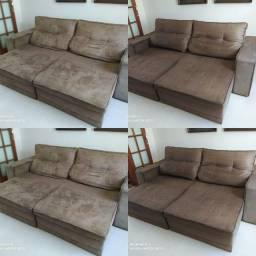 ? Vamos limpar o seu sofá?