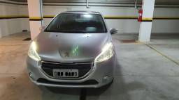 Peugeot 208 Griffe 1.6 Flex 16V 5p Aut.