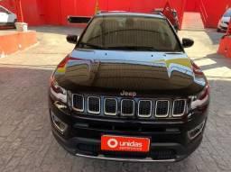 Título do anúncio: Jeep  Compass Ltd Flex 2018