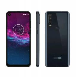 Celular smartphone Motorola one action 128GB