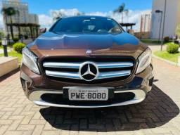 Mercedes GLA 200 Advance 2015/2015 1.6 Turbo Flex, Automático, carro fino.