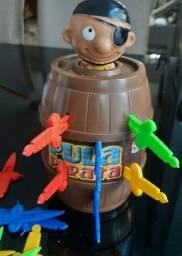 Brinquedo Pula Pirata