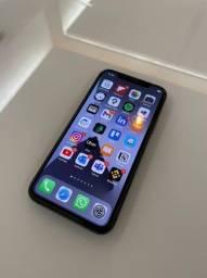 iPhone 11 Pro 256GB - Cinza Espacial - Na Caixa e acessórios sem uso
