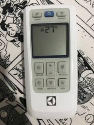 Controle ar-condicionado Electrolux