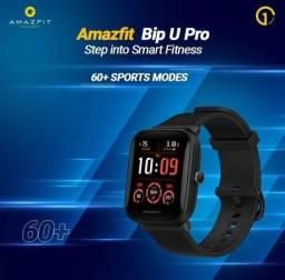 Amazfit Bip u pró com GPS e oxímetro novo lacrado com garantia