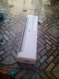 Evaporadora de ar condicionado