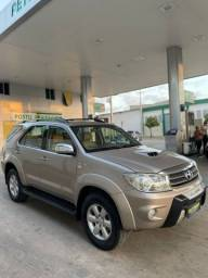Título do anúncio: Toyota Hilux 2009 sw4 7 lugares diesel