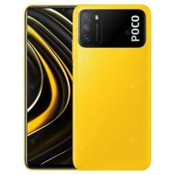Celular Smartphone Xiaomi Pocofone M3 64Gb e 4 Ram