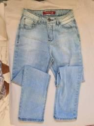 Calça jeans taco