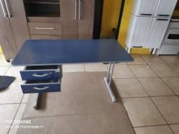 mesa escritorio 02 gavetas nova