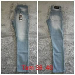 Calça jeans masculina Rone
