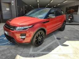 Land Rover Evoque Dynamic 2.0T Gas 2013 Blindado Nivel 3A