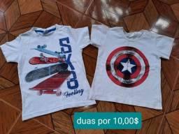 Camisa e sapato