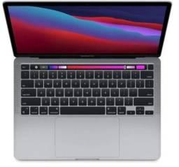 Macbook Pro Touchbar NOVO m1 / 8gb / ssd 256gb / tela 13' - ultimo mdelo