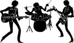 Precisamos de Um Baterista para Banda de Rock