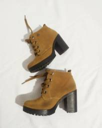Bota unkle boot 35/36 Dakota Caramelo
