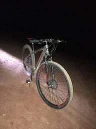 Bicicleta aro 29 LOTUS 21v câmbio shimano