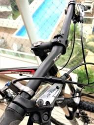 Bike aro 29, Full Shimano Acera 27 velocidades. Bicicleta freio hidráulico