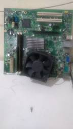 Placa mãe Dell g41 processador ,