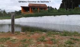 Chácara 20.000 m2 Oportunidade Lago com peixes, poço artesiano Ref. 415 Silva Corretor