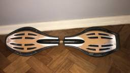 Skate waveboard duas rodas