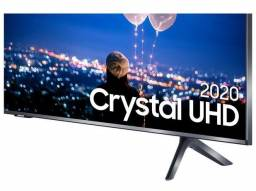 smart tv crystal uhd 4k led 50? samsung - 50tu8000 wi-fi bluetooth hdr 3 hdmi 2 usb