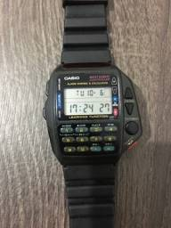 Relógio Casio controle remoto CMD-40 R$550,00