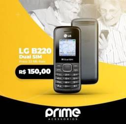 LG LANTERNINHA B220 DUAL CHIP - 150,00