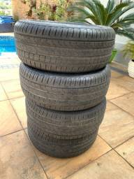 4 pneus pirelli P7 Run Flat 17