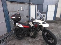 Moto BMW GS 650
