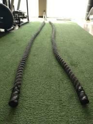 Corda naval para treinamento