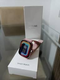 Smartwatch P8 Plus - Tela infinita