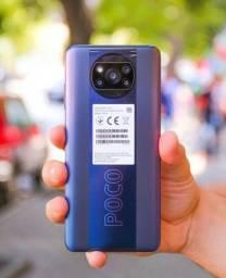Título do anúncio: SmartPhone Poco X3 Pró ! 6/128 gigas ! Tela de 6.67 polegadas ! Imediato