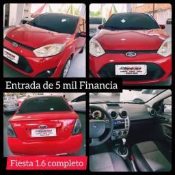Título do anúncio: Fiesta sedan 1.6 2012 completo