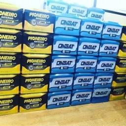 Bateria Onbat 60amp Free retira 24hs,novas entregamos