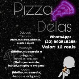 Pizza de 12