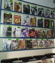Jogos para Xbox 360/ Aceitamos Cartões até 12x