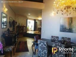 Título do anúncio: Casa em Condomínio para Locação em Presidente Prudente, CONDOMÍNIO CENTRAL PARK, 4 dormitó