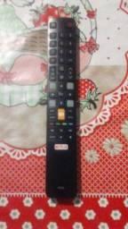 Controle Aoc original para televisão smart