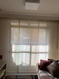 Cortina decorativa modelo painel.