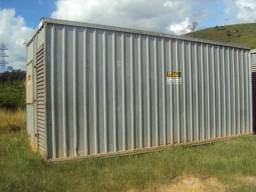 Container Galvanizado almoxarifado