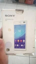 Sony C4 dual selfie ( vendo ou troco)