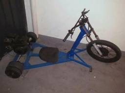 Drift trike motorizado 7.0hp