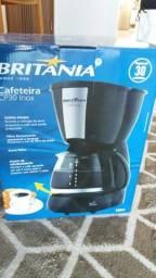 Cafeteira NOVA Britânia CP30 Inox