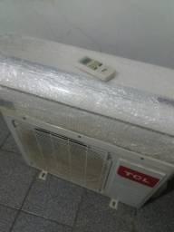 Ar condicionado quente e frio 12 btu