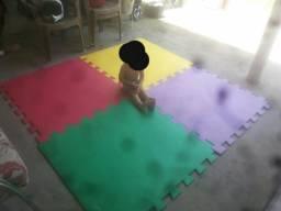 Tapetes infantil