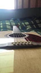 Violão folk eletroacustico cutaway gf1d ceq troco por helimodelo