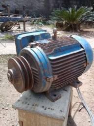 Motor weg 9 CV baixa rotação monofasico